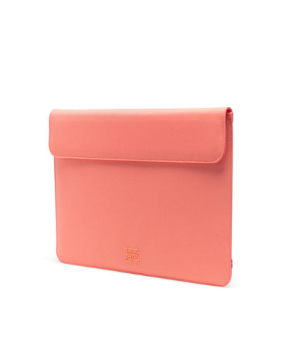 "HERSCHEL Spokane 15"" Laptop Sleeve Fresh Salmon ACCESSORIES - Laptop Sleeve Herschel Supply Company"