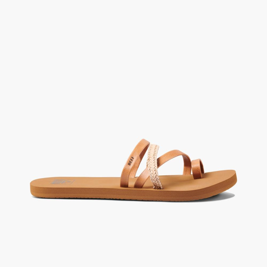 REEF Bliss Moon Sandals Women's Natural
