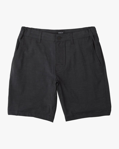 RVCA All Time Coastal Hybrid Short Rvca Black