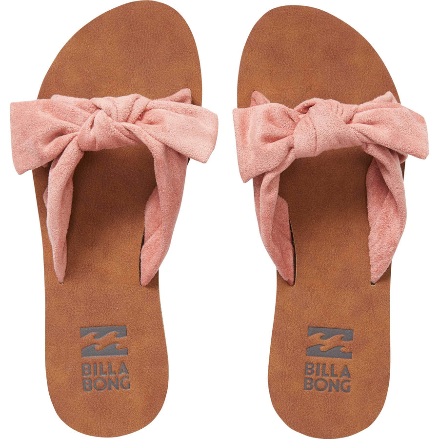 BILLABONG Tied Up Sandals Women's FOOTWEAR - Women's Sandals Billabong SUNBURNT 9