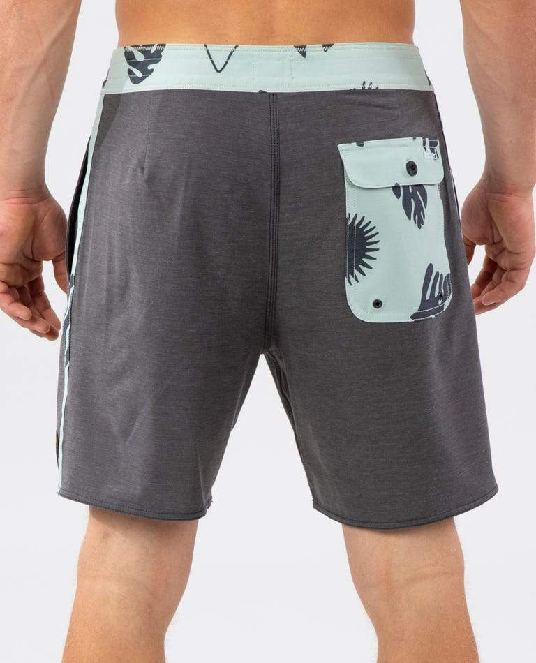 "RIP CURL Wilder Layday 18"" Boardshorts Black MENS APPAREL - Men's Boardshorts Rip Curl"