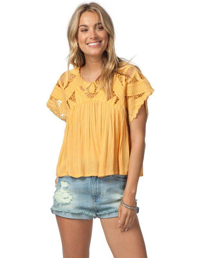 RIP CURL Seaview Top Gold