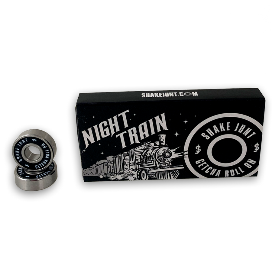 SHAKE JUNT Night Train Skateboard Bearings