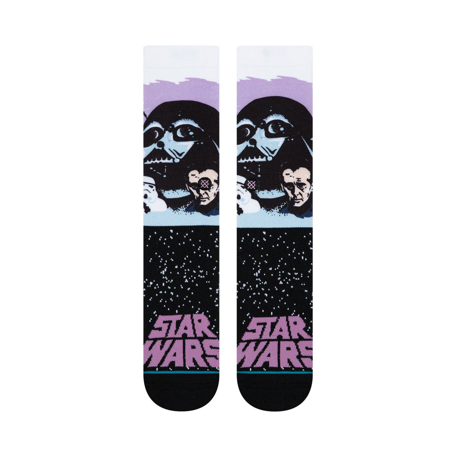 STANCE Darth Vader Socks Purple