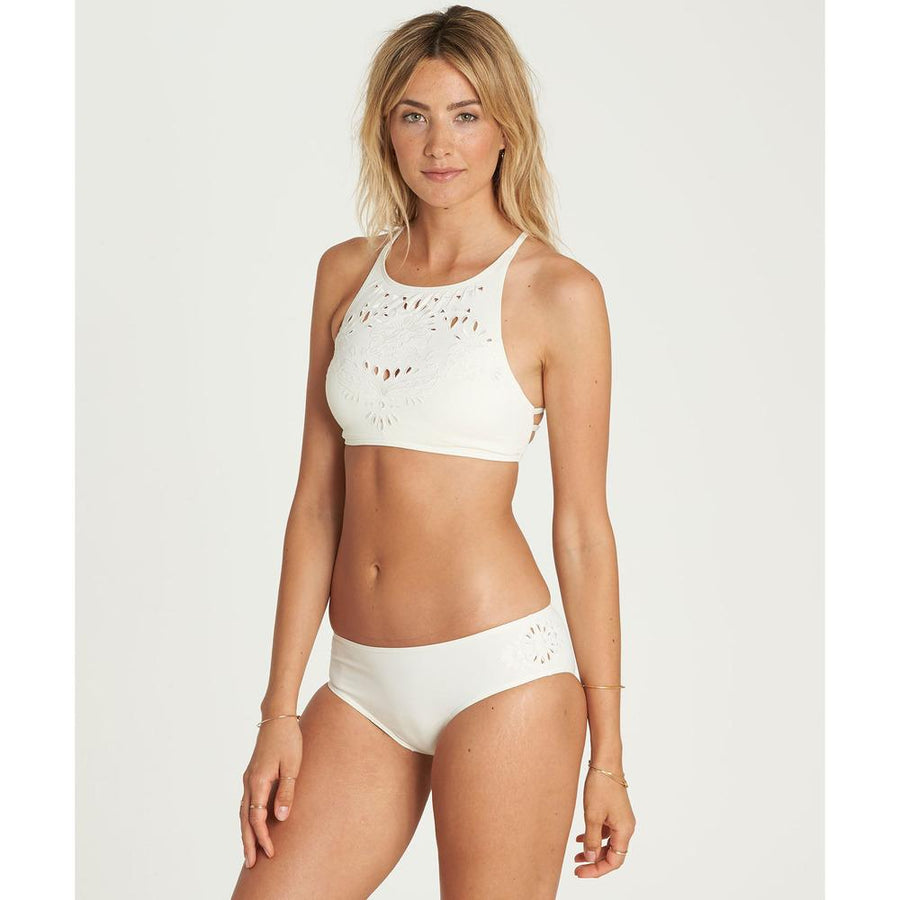 BILLABONG Bright One Hawaii Bikini Bottom WOMENS APPAREL - Women's Swimwear Bottoms Billabong SEASHELL S