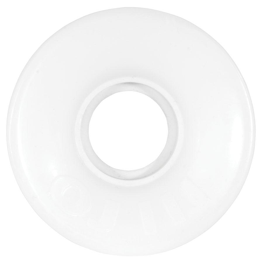 OJS Hot Juice 78A 60mm White Skateboard Wheels