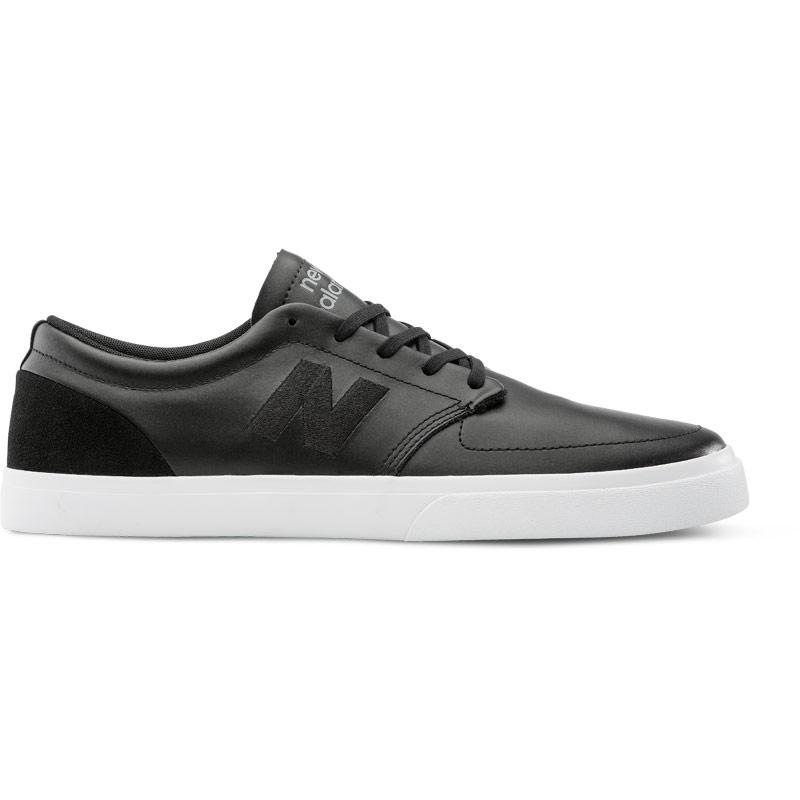 NEW BALANCE Numeric 345 Shoes Black/White