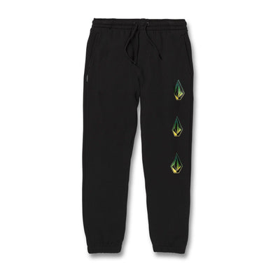 VOLCOM Deadly Stones Sweatpants Boys Black KIDS APPAREL - Boy's Denim and Pants Volcom
