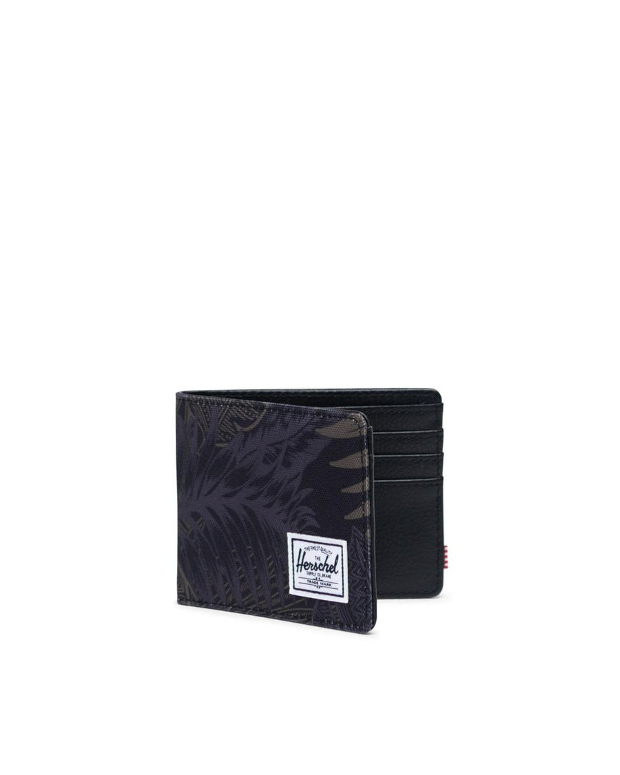 HERSCHEL Hank Wallet Dark Jungle MENS ACCESSORIES - Men's Wallets Herschel Supply Company