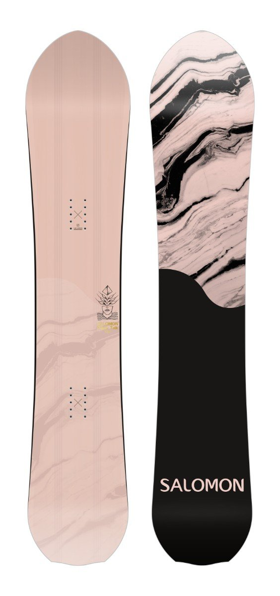 SALOMON Pillow Talk Women's Snowboard 2021 Snowboards - Women's Snowboards Salomon 145