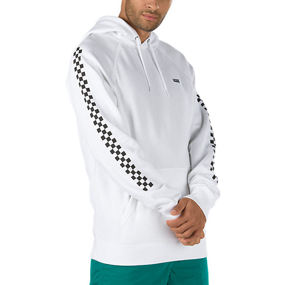 4713cd706b VANS Versa Pullover Hoodie White Checkerboard