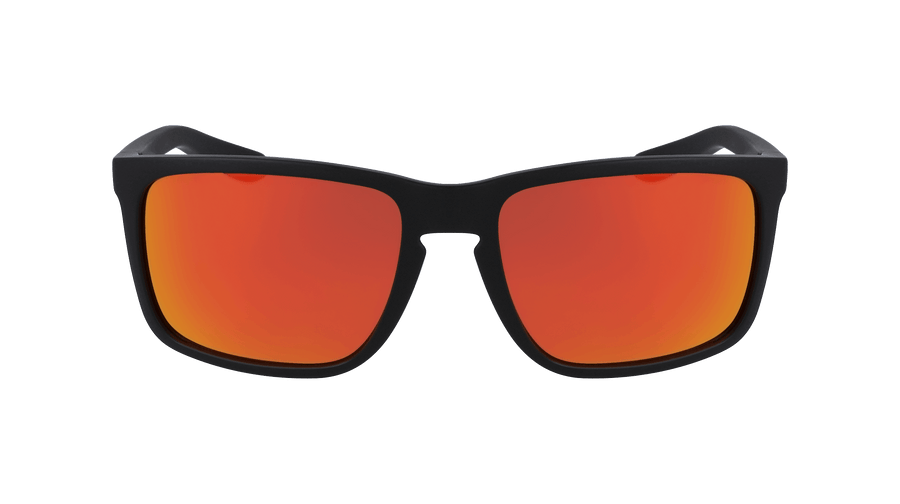 DRAGON Melee Matte Black - Orange Ion Sunglasses