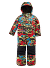 BURTON One Piece Snowsuit Toddler Bright Birch Camo 2021