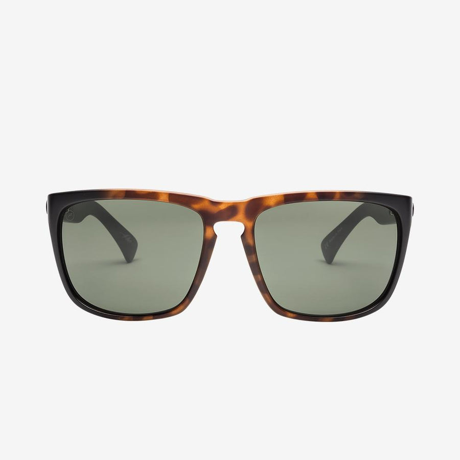 ELECTRIC Knoxville XL Tort Burst - OHM Grey Sunglasses