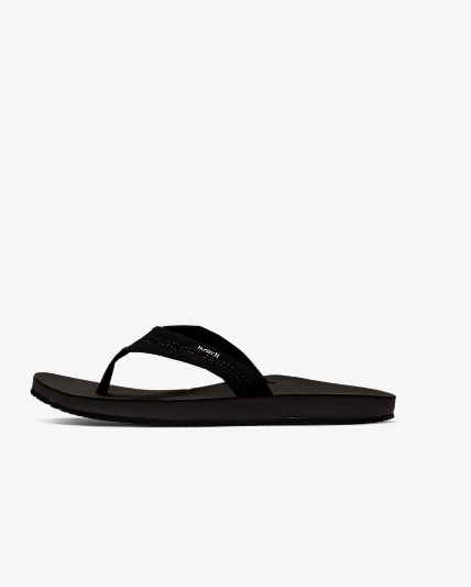HURLEY Lunar Sandals Black