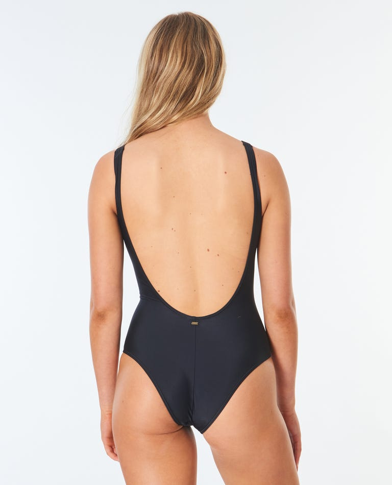 RIP CURL Classic Surf Eco One Piece Women's Black