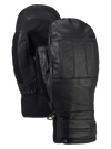 BURTON Gondy GORE-TEX Leather Mitten True Black WINTER GLOVES - Men's Snowboard Gloves and Mitts Burton