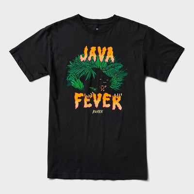 ROARK Java Fever S/S T-Shirt black MENS APPAREL - Men's Short Sleeve T-Shirts Roark Revival