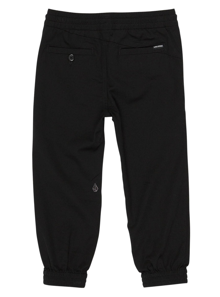 VOLCOM Frickin Slim Jogger Little Boys Black