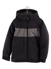 BURTON Ropedrop Snowboard Jacket Boy's True Black 2021 YOUTH INFANT OUTERWEAR - Youth Snowboard Jackets Burton