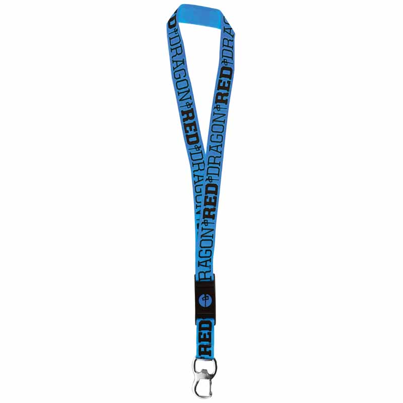 RDS Lanyard Royal/Black
