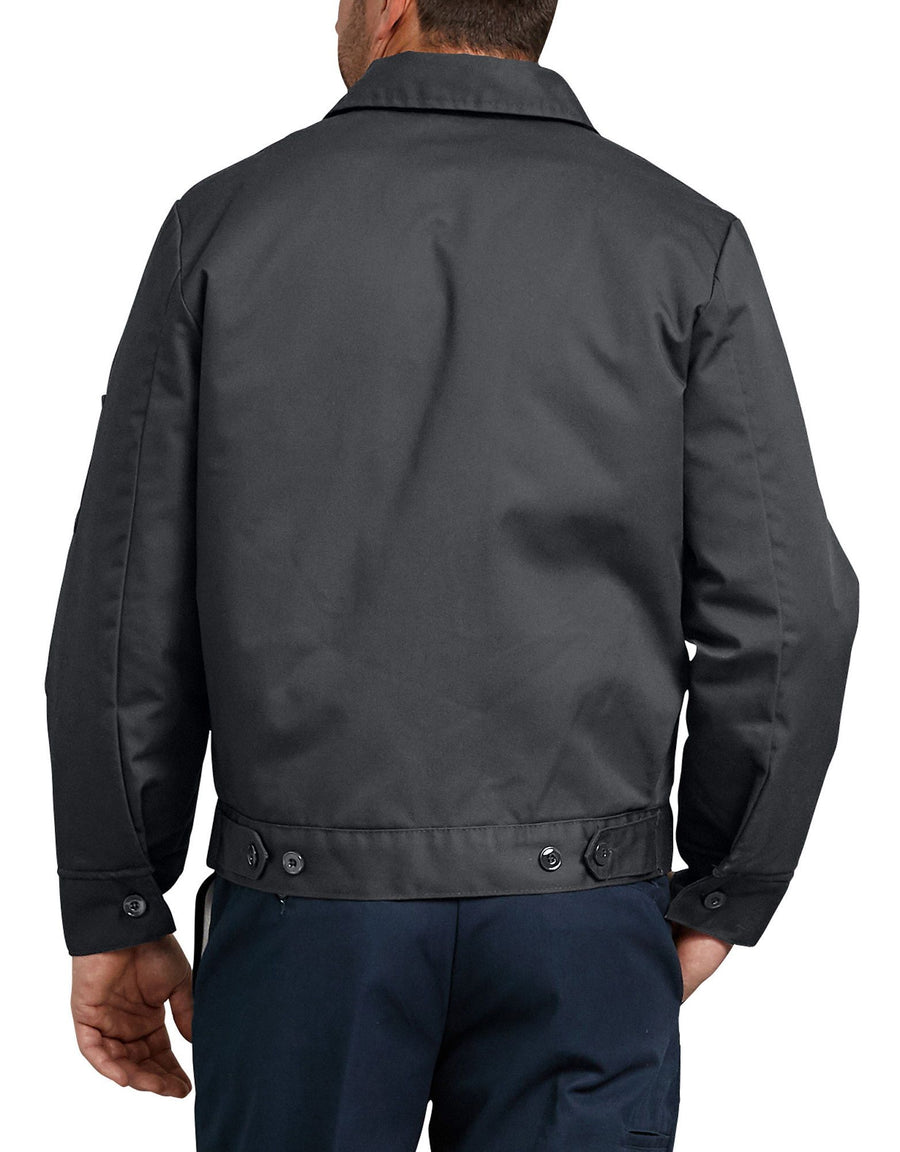 DICKIES Eisenhower Insulated Jacket Charcoal MENS APPAREL - Men's Street Jackets Dickies L