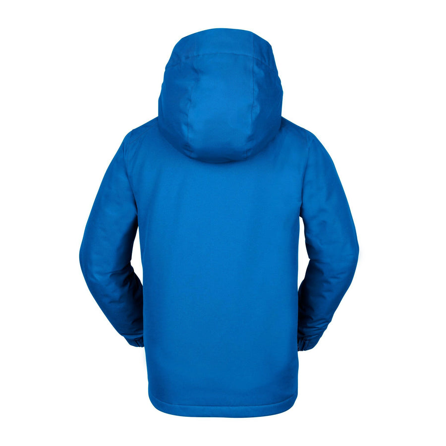 VOLCOM Vernon Insulated Youth Snowboard Jacket Blue 2020 YOUTH INFANT OUTERWEAR - Youth Snowboard Jackets Volcom L