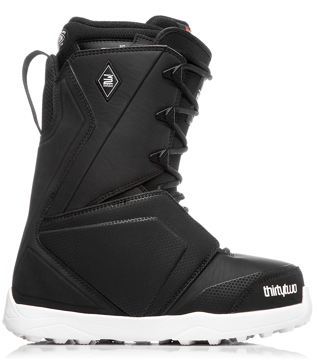 d0f261b99 THIRTY TWO Lashed Black Snowboard Boots 2019