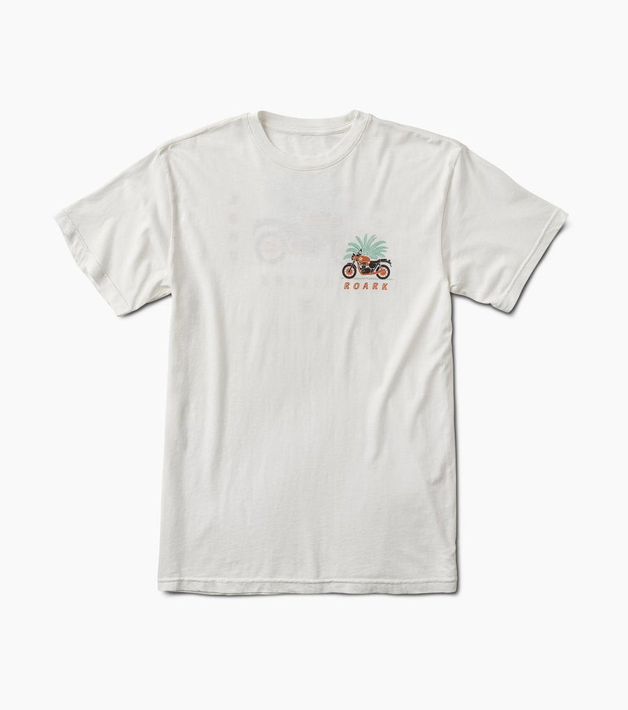 ROARK HK Rockers T-Shirt White