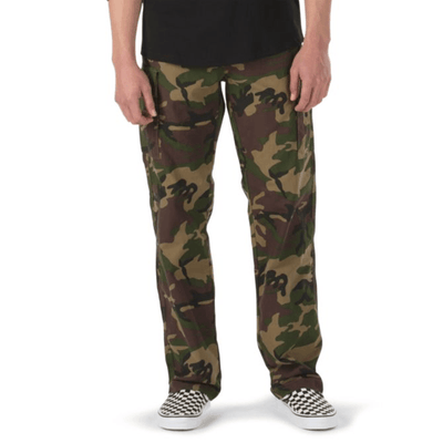 VANS Draft Cargo Pant MENS APPAREL - Men's Pants Vans CAMO 28