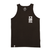 SALTY CREW Wavy Palms Tank Black