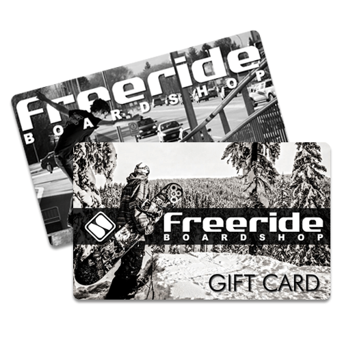 Freeride Boardshop Gift Card