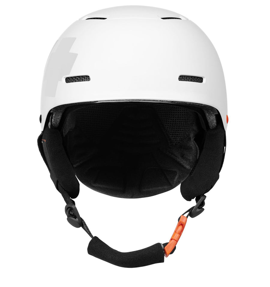 SPY Astronomic MIPS Snow Helmet Matte White Logo 2021 SNOWBOARD ACCESSORIES - Men's Snowboard Helmets Spy
