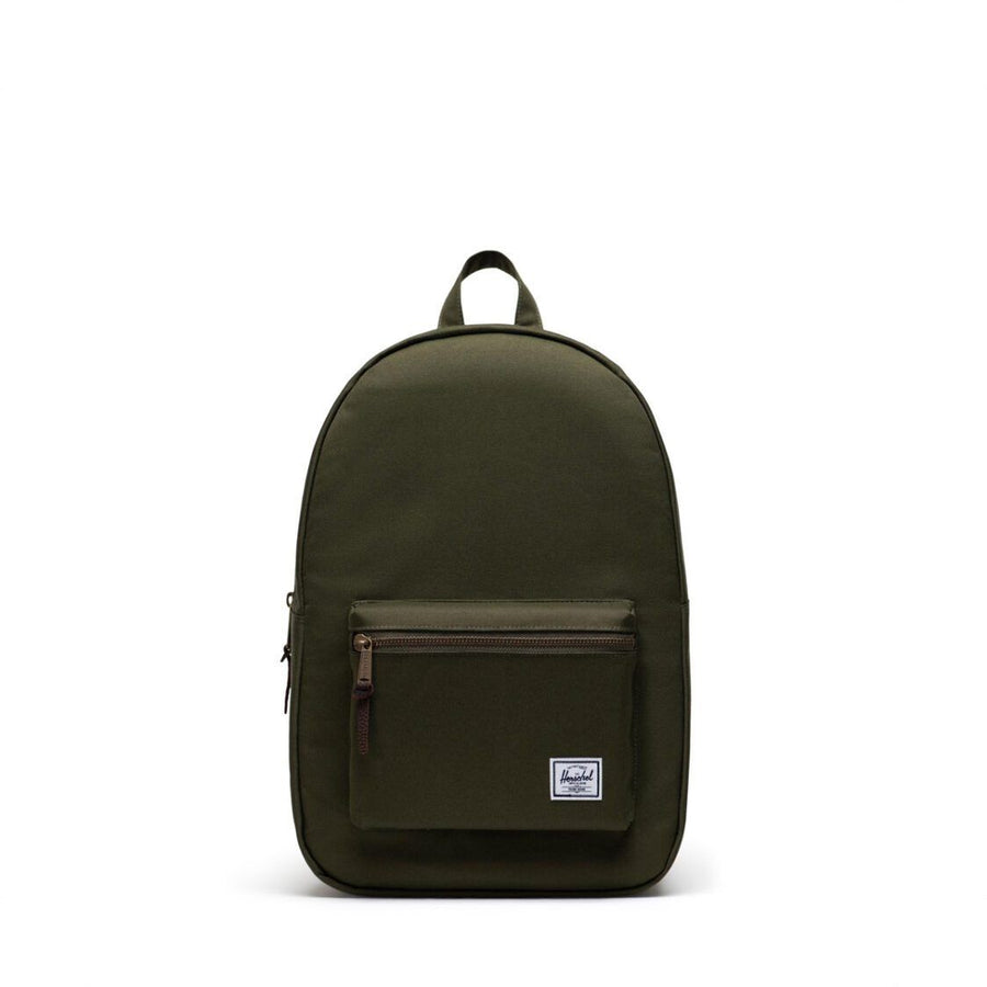 HERSCHEL Settlement Backpack Ivy Green/Chicory Coffee ACCESSORIES - Street Backpacks Herschel Supply Company