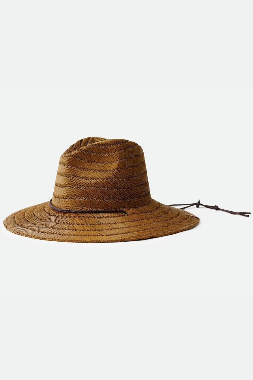BRIXTON Bells Sun Hat Toffee MENS ACCESSORIES - Men's Bucket Hats Brixton
