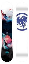 Never Summer Women's Protosynthesis Snowboard 2021 Snowboards - Women's Snowboards Never Summer
