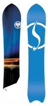 Never Summer Men's Swift Snowboard 2021 Snowboards - Men's Snowboards Never Summer