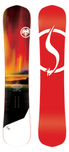 Never Summer Men's Shaper Twin Snowboard 2021 Snowboards - Men's Snowboards Never Summer