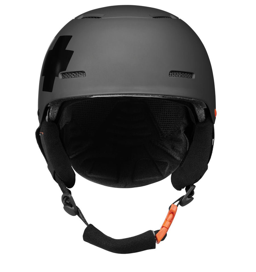 SPY Astronomic MIPS Snow Helmet Matte Black Logo 2021 SNOWBOARD ACCESSORIES - Men's Snowboard Helmets Spy