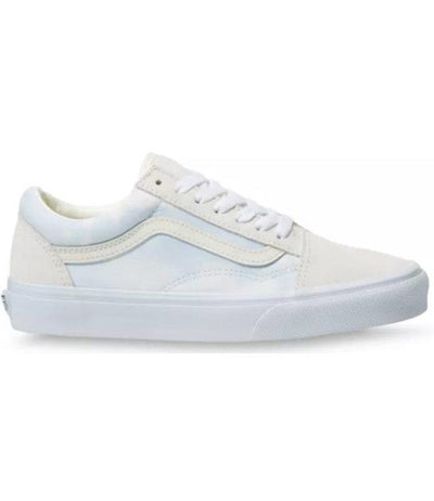 VANS Old Skool (Bleach Wash) Shoes Women's Ballad Blue FOOTWEAR - Women's Skate Shoes Vans 6