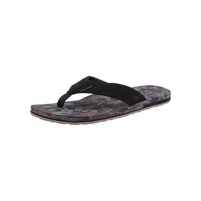 VOLCOM Victor Sandals Dark Camo FOOTWEAR - Men's Sandals Volcom