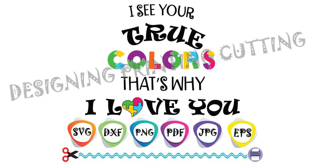 AUTISM SVG-Cut Files-AWARENESS Svg-Autism Quote Svg-Autism Baby Shirt Svg- Silhouette Cutting- Svg file for Cricut-Eps- Dxf- Pdf