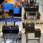 Grills/Smokers