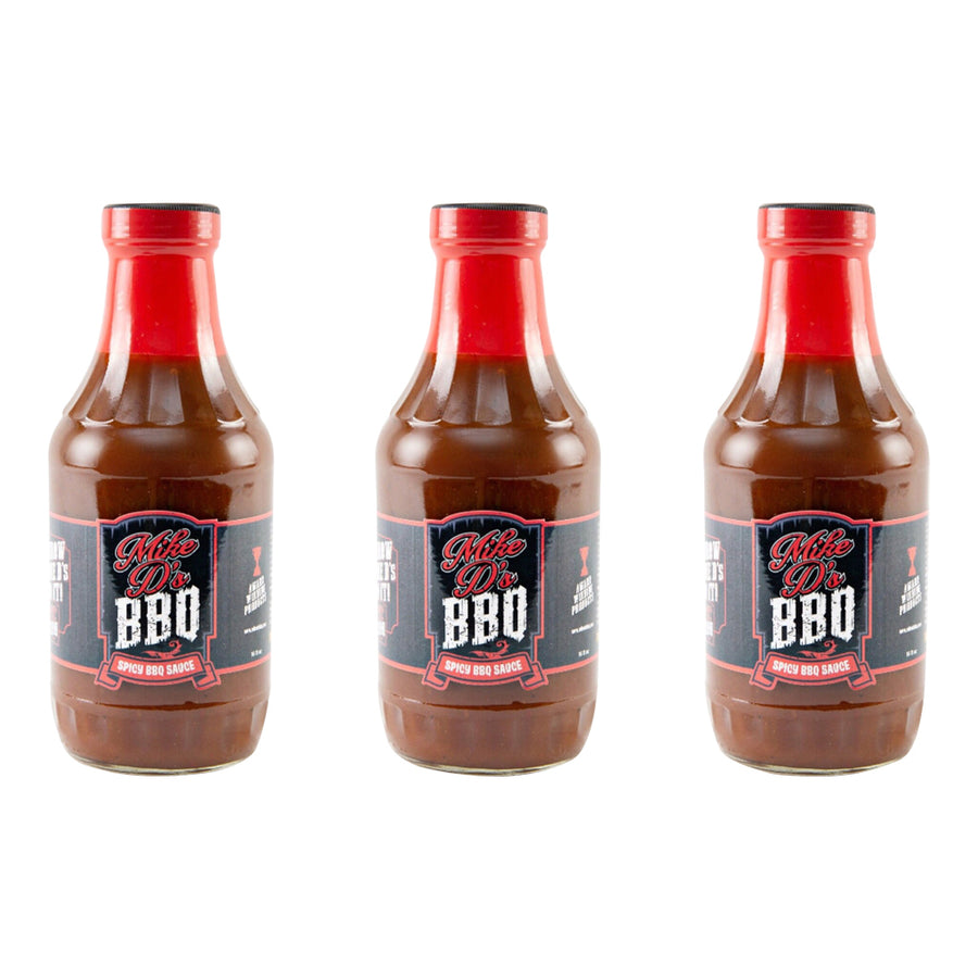 Spicy Sauce Set