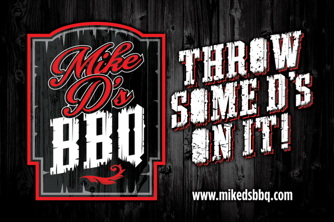 Mike D's BBQ Gift Card