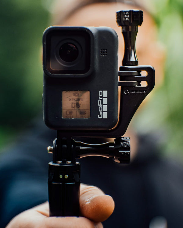 Vertical Mount for GoPro Hero 8