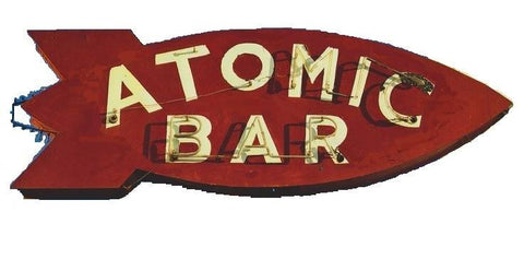 Welcome to the Atomic Bar