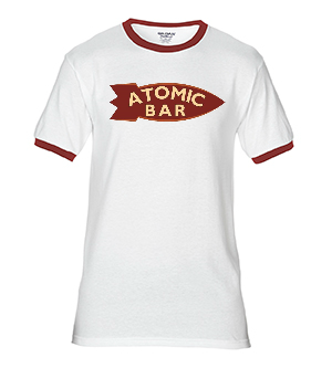 Atomic Bar Ringer Tee
