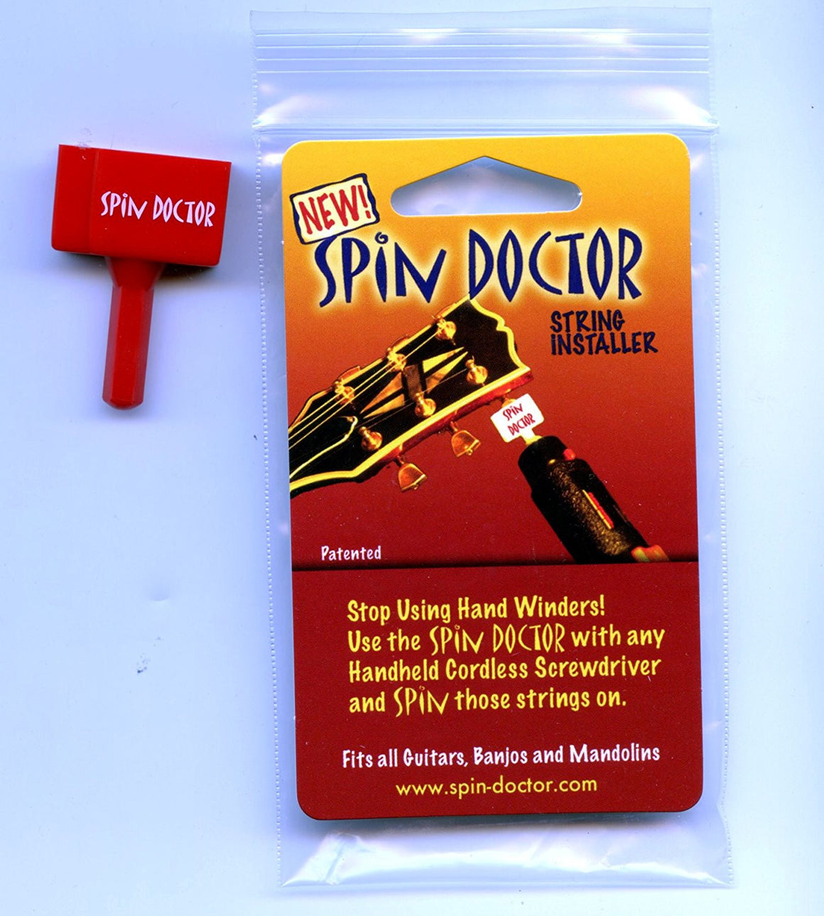 String winder spin doctor
