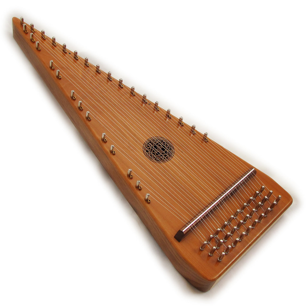 Cherry top bowed psaltery